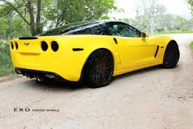 black and yellow corvette vy with black halo and tint corvetteforum chevrolet corvette