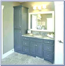 Bathroom Counter Shelves Bathroom Counter Storage Ideas Bathroom Counter Storage Tower