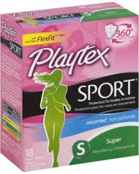 playtex sport light unscented tons here s a great price on playtex sport 18 count super unscented tons