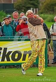 Seeking Jon Daly Daly In His Trademark Loudmouth Duds Great Golf Pictures