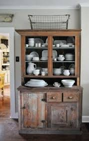 kitchen china cabinet rustic china hutch foter