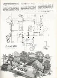 vintage house plans mid century homes 1960s homes houses