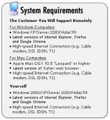 Help Desk System System Requirements For Remote It Support U0026 Help Desk Software