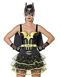Batman Costume Spirit Halloween Batgirl Costume Kit Batman Spirithalloween