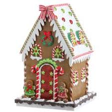 raz 5 5 assorted gingerbread house from chocolate moose