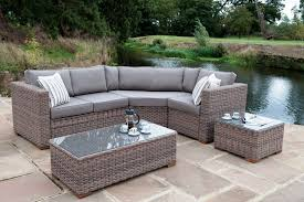 All Weather Wicker Patio Dining Sets - patio marvellous gray wicker patio furniture dark grey wicker