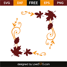 Decorative Frame Png Decorative Frame Lovesvg Com
