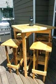 high top pub table set outdoor high bar table and chairs myforeverhea com
