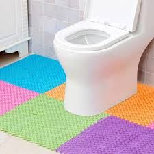 Bathroom Floor Rugs Amazing Plastic Floor Mat Mats And Soft Suitable Throughout