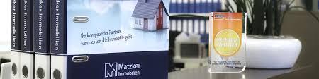 Haus Oder Wohnung Zu Kaufen Gesucht Immobilie Verkaufen Matzker Immobilien Immobilienmakler