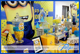 minions party supplies despicable me minions party theme ideas in lahore pakistan