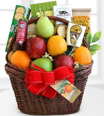 gourmet basket fruitful greetings gourmet gift basket