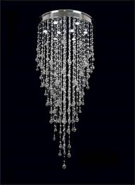 White Chandelier With Shades Chandeliers Design Amazing Black Drum Chandelier With Crystals