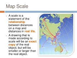 map types types of map scales