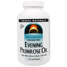 source naturals evening primrose oil 1 350 mg 120 softgels