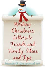 writing letters to friends family ideas tips