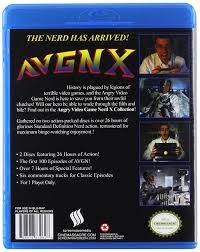 amazon com avgn x collection angry video game nerd episodes 1