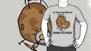 M Meme - i m a potato know your meme