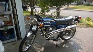 175 honda scrambler motorcycles for sale