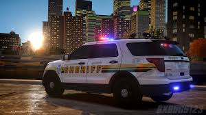 Ford Explorer Ecoboost - 2015 ford explorer ecoboost moco sheriff 3 by bxbugs on deviantart