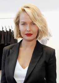 best hair to use for a bob lara bingle worthington has the best hair flips and glowing skin