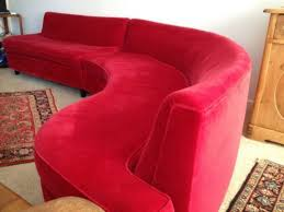 curved sofa couch 23 best mid century modern images on pinterest mid century