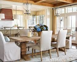 carolina cottage dining table greenspace charming carolina cottage traditional dining and room