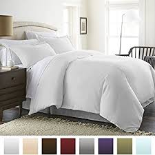 Duvet Protector King Size Amazon Com Nestl Bedding Duvet Cover Protects And Covers Your