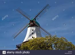 old windmill historic dutch mill named amanda kappeln an der