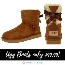 ugg mini bailey bow on sale best black friday ugg deals cyber monday sales 2018