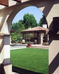 stoecker and northway architects inc spanish style courtyard