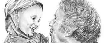 pencil portraits from photos by pencil artist based in the uk