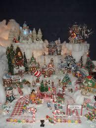 best christmas village to collect u2013 halloween u0026 holidays wizard