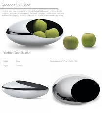 cocoon fruit bowl apollobox