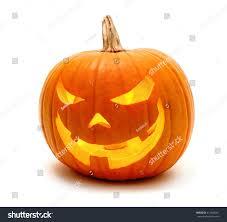 jack o lantern halloween pumpkin grinning stock photo 313044041