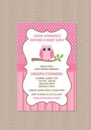 owl invitations for baby shower iidaemilia
