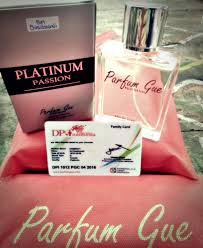 Parfum Gue parfum gue don t copy be your self nchiehanie