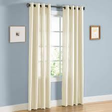 108 Length Drapes Amazon Com Gorgeous Home Mira 2 Panels Solid Grommet Faux Silk