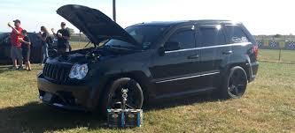 srt8 jeep black 2009 jeep cherokee srt8 1 4 mile drag racing timeslip specs 0 60