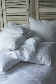 Cheap Cotton Bed Linen - white embroidered navajo bed linen also home