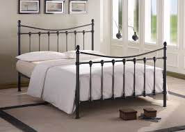 beds stunning wrought iron bed frame king king size iron