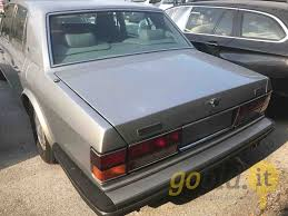 bentley turbo r gobid it lot bentley turbo r