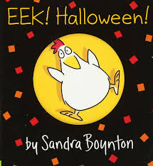 cartoon halloween images eek halloween sandra boynton 9780761193005 amazon com books