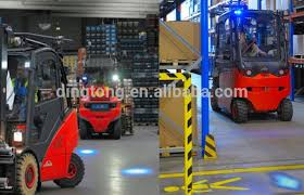 blue warning lights on forklifts blue spot safety warning light buy blue spot safety warning light