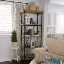 better homes and gardens bookcase river crest 5 shelf bookcase archives fox hollow cottage