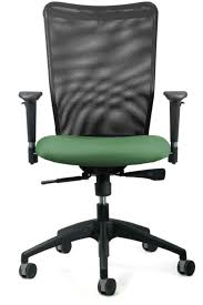 Ergonomic Mesh Office Chair Design Ideas Black Leather Upholstered Computer Desk Chair With Arm And Caster