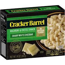 Cracker Barrel Home Decor by Cracker Barrel Macaroni And Cheese Dinner Sharp White Cheddar