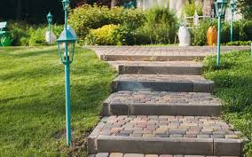 Landscape Path Lights 15 Stylish Landscape Lighting Ideas Garden Club