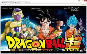 dragon ball super dbz wallpapers hd tab chrome store
