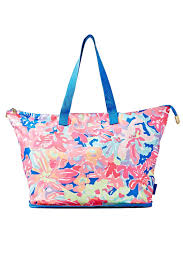Lilly Pulitzer Rug Lilly Pulitzer Getaway Packable Tote From Sandestin Golf And Beach